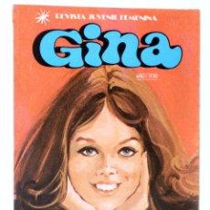 Tebeos: GINA, REVISTA JUVENIL FEMENINA 26. POSTER DE STAR WARS: MARK HAMILL (VVAA) BRUGUERA, 1978. OFRT. Lote 268973004