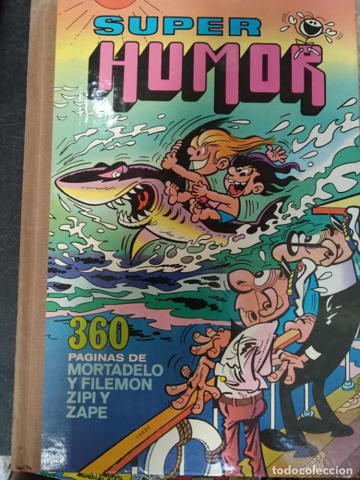 SUPER HUMOR. VOLUMEN XIII - F. IBÁÑEZ / ESCOBAR (Tebeos y Comics - Bruguera - Super Humor)