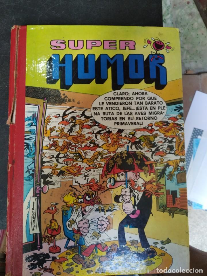 SUPER HUMOR. VOLUMEN 6 - F. IBÁÑEZ (Tebeos y Comics - Bruguera - Super Humor)