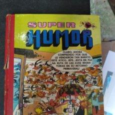 Tebeos: SUPER HUMOR. VOLUMEN 6 - F. IBÁÑEZ. Lote 269039703