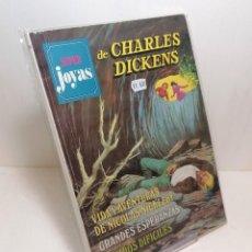 """Tebeos: COMIC """"SUPER JOYAS DE CHARLES DICKENS AVENTURAS DE NICOLÁS NICKLEBY/ GRANDES ESPERANZAS BRUGUERA. Lote 269064453"""