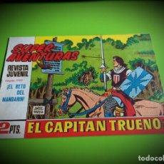 Tebeos: EL CAPITAN TRUENO Nº 616 -ORIGINAL- IMPECABLE ESTADO. Lote 269101323