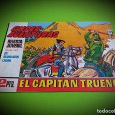 Tebeos: EL CAPITAN TRUENO Nº 615 -ORIGINAL- IMPECABLE ESTADO. Lote 269101393