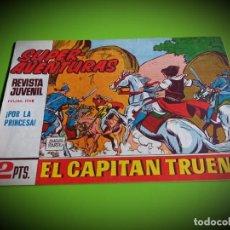 Tebeos: EL CAPITAN TRUENO Nº 614 -ORIGINAL- IMPECABLE ESTADO. Lote 269101518