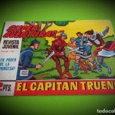 Tebeos: EL CAPITAN TRUENO Nº 613 -ORIGINAL- IMPECABLE ESTADO. Lote 269101593