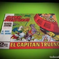 Tebeos: EL CAPITAN TRUENO Nº 609 -ORIGINAL- IMPECABLE ESTADO. Lote 269101653