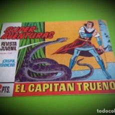 Tebeos: EL CAPITAN TRUENO Nº 607 -ORIGINAL- IMPECABLE ESTADO. Lote 269101918