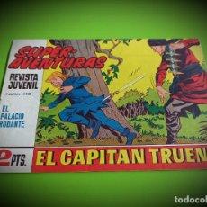 Tebeos: EL CAPITAN TRUENO Nº 606 -ORIGINAL- IMPECABLE ESTADO. Lote 269102013