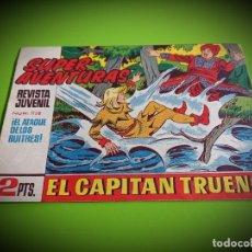 Tebeos: EL CAPITAN TRUENO Nº 604 -ORIGINAL- IMPECABLE ESTADO. Lote 269102128