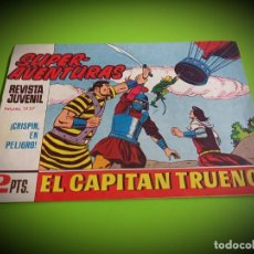 Tebeos: EL CAPITAN TRUENO Nº 603 -ORIGINAL- EXCELENTE ESTADO. Lote 269102308