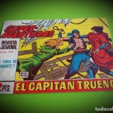 Tebeos: EL CAPITAN TRUENO Nº 603 -ORIGINAL- IMPECABLE ESTADO. Lote 269102408
