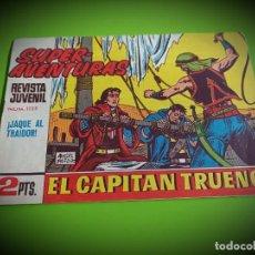 Tebeos: EL CAPITAN TRUENO Nº 601 -ORIGINAL- IMPECABLE ESTADO. Lote 269102458