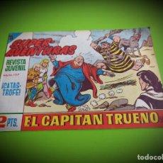 Tebeos: EL CAPITAN TRUENO Nº 583 -ORIGINAL- EXCELENTE ESTADO. Lote 269103723