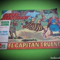 Tebeos: EL CAPITAN TRUENO Nº 582 -ORIGINAL- EXCELENTE ESTADO. Lote 269103848