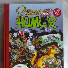 Tebeos: COMIC: SUPER HUMOR Nº 32 - MORTADELO Y FILEMON - 13 RUE DEL PERCEBE. Lote 269108208