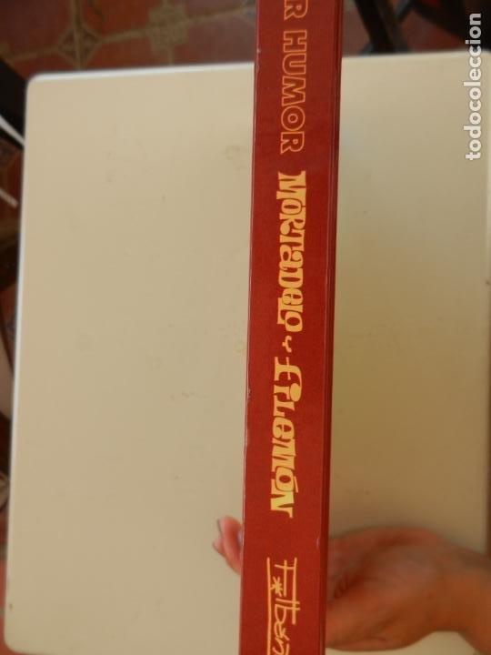 Tebeos: SUPER HUMOR - TOMO 18 - EDICIONES B 2004 - 5ª EDICIÓN - MORTADELO Y FILEMÓN. - Foto 2 - 269159403