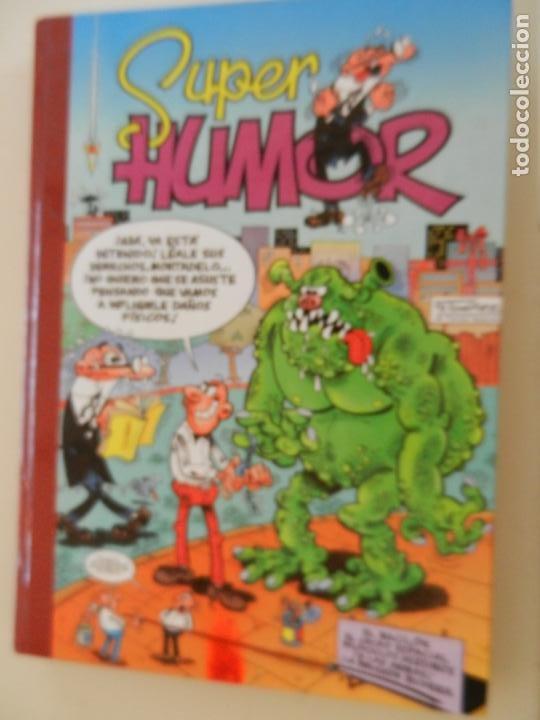 SUPER HUMOR - TOMO 18 - EDICIONES B 2004 - 5ª EDICIÓN - MORTADELO Y FILEMÓN. (Tebeos y Comics - Bruguera - Super Humor)