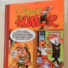 Tebeos: SUPER HUMOR - TOMO 19 - EDICIONES B 2003 - MORTADELO Y FILEMÓN.. Lote 269159573