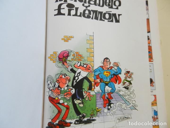 Tebeos: SUPER HUMOR - TOMO 20 - EDICIONES B 1999 - MORTADELO Y FILEMÓN. - Foto 5 - 269159763