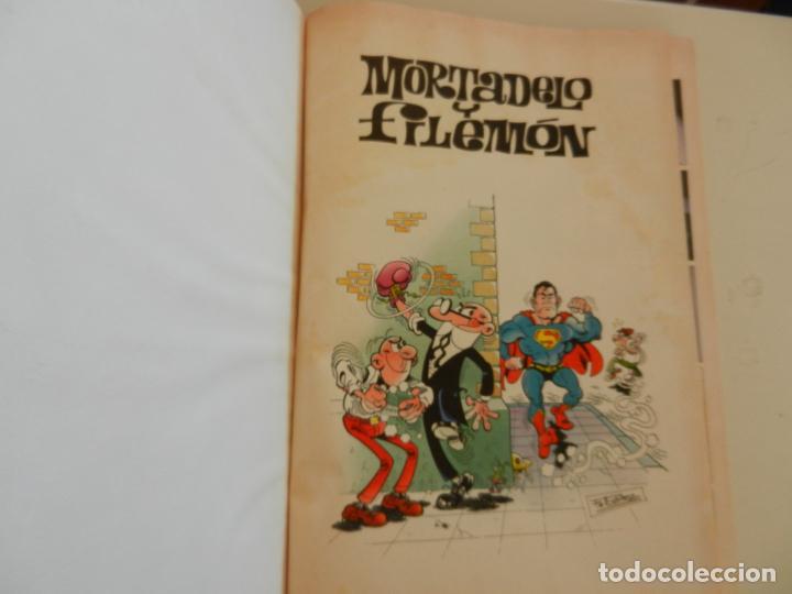Tebeos: SUPER HUMOR MORTADELO Nº 21 - 1ª EDICION AÑO 1995 - ED. JULIA GALÁN - EDICIONES B. - Foto 4 - 269160293