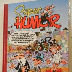Tebeos: SUPER HUMOR MORTADELO Nº 21 - 1ª EDICION AÑO 1995 - ED. JULIA GALÁN - EDICIONES B.. Lote 269160293