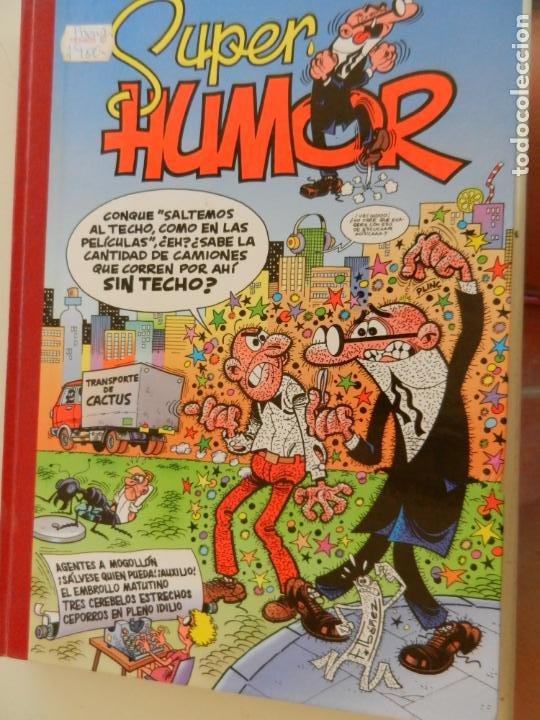 SUPER HUMOR - TOMO 23 - EDICIONES B 1999 - MORTADELO Y FILEMÓN. (Tebeos y Comics - Bruguera - Super Humor)