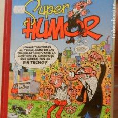 Tebeos: SUPER HUMOR - TOMO 23 - EDICIONES B 1999 - MORTADELO Y FILEMÓN.. Lote 269161893