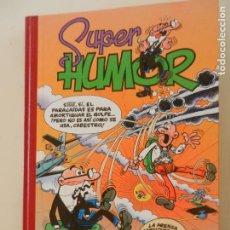 Tebeos: SUPER HUMOR - TOMO 25 - EDICIONES B 1999 - MORTADELO Y FILEMÓN.. Lote 269162313