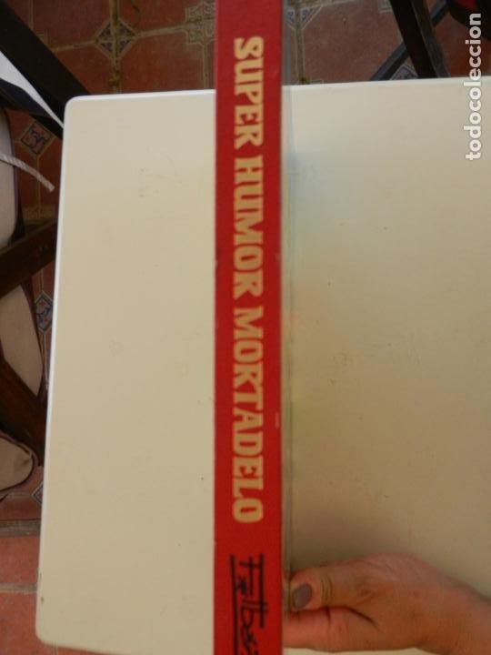 Tebeos: SUPER HUMOR MORTADELO Nº 28 - 1ª EDICION AÑO 1998 - EDICIONES B. - Foto 2 - 269162468