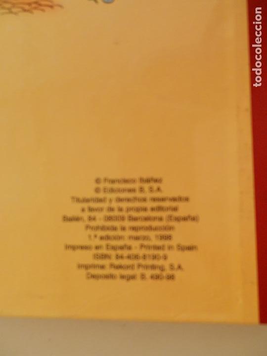 Tebeos: SUPER HUMOR MORTADELO Nº 28 - 1ª EDICION AÑO 1998 - EDICIONES B. - Foto 5 - 269162468