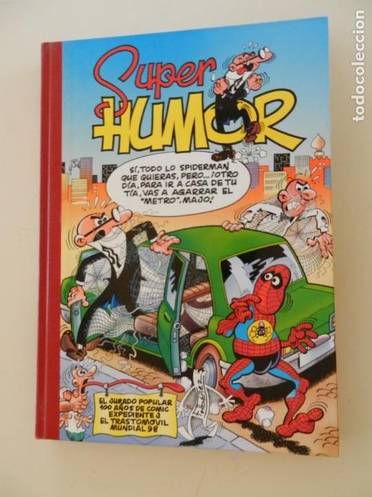 SUPER HUMOR MORTADELO Nº 28 - 1ª EDICION AÑO 1998 - EDICIONES B. (Tebeos y Comics - Bruguera - Super Humor)