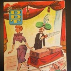 Tebeos: DDT (1951, BRUGUERA) -CONTRA LAS PENAS- 307 · 4-IV-1957 · EL DDT. Lote 269317703