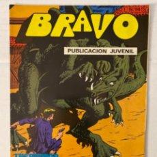 Tebeos: BRAVO 56 / INSPECTOR DAN 28 - BRUGUERA - EN BUEN ESTADO. Lote 269321248