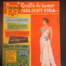 Tebeos: DDT (1951, BRUGUERA) -CONTRA LAS PENAS- 368 · 2-VI-1958 · EL DDT. Lote 269334893