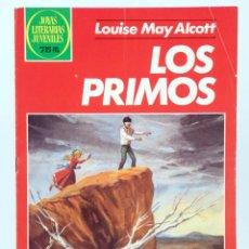 Tebeos: JOYAS LITERARIAS JUVENILES 168. LOS PRIMOS (LOUISE MAY ALCOTT) BRUGUERA, 1982. OFRT. Lote 271929323