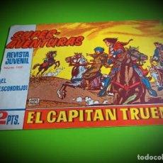 Tebeos: CAPITAN TRUENO- Nº 597 ORIGINAL. Lote 269336333