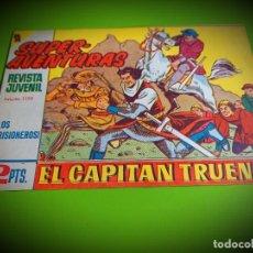 Tebeos: CAPITAN TRUENO- Nº 594 ORIGINAL. Lote 269336468