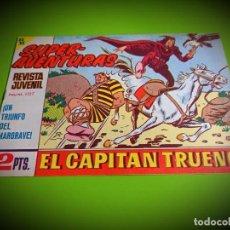 Tebeos: CAPITAN TRUENO- Nº 593 ORIGINAL. Lote 269336513