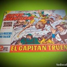 Tebeos: CAPITAN TRUENO- Nº 592 ORIGINAL. Lote 269336548