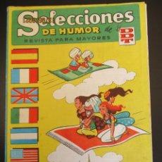 Tebeos: DDT (1956, BRUGUERA) -SELECCIONES DE HUMOR- 76 · 10-III-1958 · SELECCIONES DE HUMOR DE EL DDT. Lote 269337648
