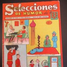 Tebeos: DDT (1956, BRUGUERA) -SELECCIONES DE HUMOR- 36 · 3-VI-1957 · SELECCIONES DE HUMOR DE EL DDT. Lote 269338003