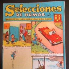 Tebeos: DDT (1956, BRUGUERA) -SELECCIONES DE HUMOR- 35 · 27-V-1957 · SELECCIONES DE HUMOR DE EL DDT. Lote 269338608