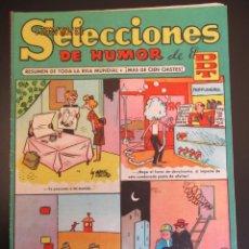 Tebeos: DDT (1956, BRUGUERA) -SELECCIONES DE HUMOR- 34 · 20-V-1957 · SELECCIONES DE HUMOR DE EL DDT. Lote 269339468