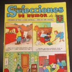 Tebeos: DDT (1956, BRUGUERA) -SELECCIONES DE HUMOR- 31 · 29-IV-1957 · SELECCIONES DE HUMOR DE EL DDT. Lote 269339758