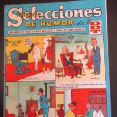 Tebeos: DDT (1956, BRUGUERA) -SELECCIONES DE HUMOR- 30 · 22-IV-1957 · SELECCIONES DE HUMOR DE EL DDT. Lote 269339923