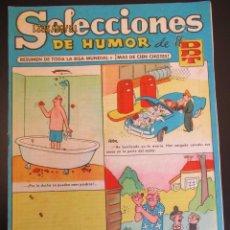 Tebeos: DDT (1956, BRUGUERA) -SELECCIONES DE HUMOR- 27 · 1-IV-1957 · SELECCIONES DE HUMOR DE EL DDT. Lote 269343933