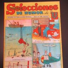 Tebeos: DDT (1956, BRUGUERA) -SELECCIONES DE HUMOR- 26 · 25-III-1957 · SELECCIONES DE HUMOR DE EL DDT. Lote 269344178