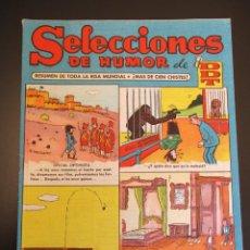 Tebeos: DDT (1956, BRUGUERA) -SELECCIONES DE HUMOR- 23 · 4-III-1957 · SELECCIONES DE HUMOR DE EL DDT. Lote 269344373