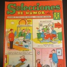 Tebeos: DDT (1956, BRUGUERA) -SELECCIONES DE HUMOR- 19 · 4-II-1957 · SELECCIONES DE HUMOR DE EL DDT. Lote 269344793