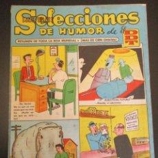 Tebeos: DDT (1956, BRUGUERA) -SELECCIONES DE HUMOR- 16 · 14-I-1957 · SELECCIONES DE HUMOR DE EL DDT. Lote 269345318